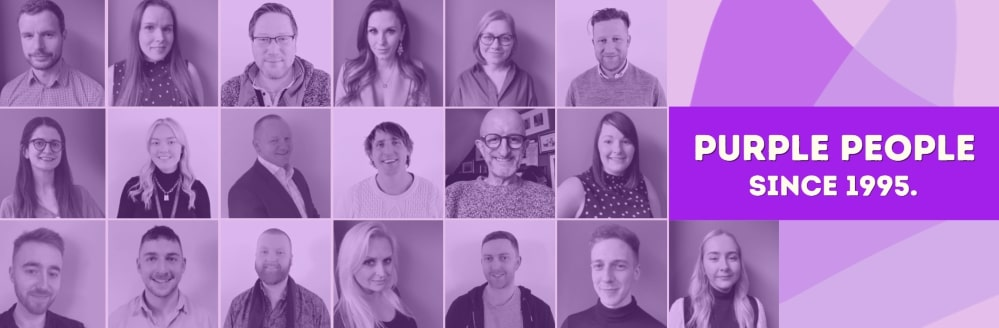 Bright Purple specialist technology recruitment agency
