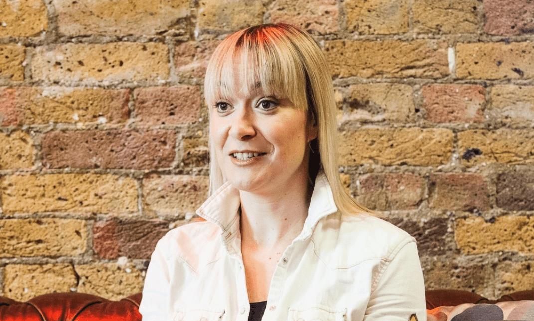 Hayley Sudbury, founder of Werkin. LGTBQ+ tech pioneers.