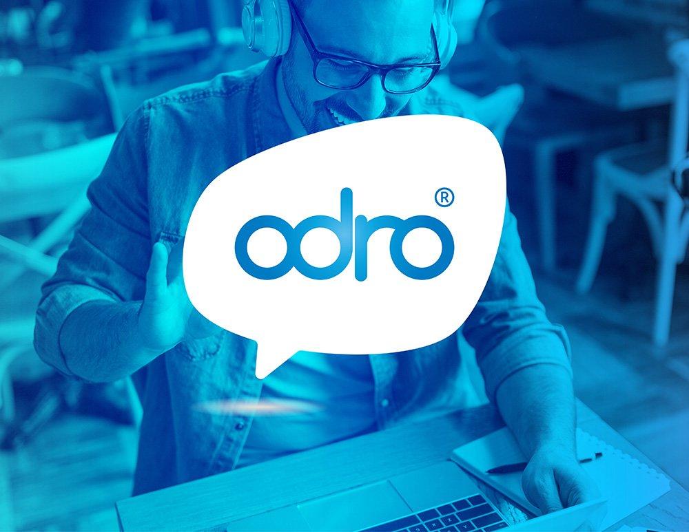 Odro Interview PLatform Logo
