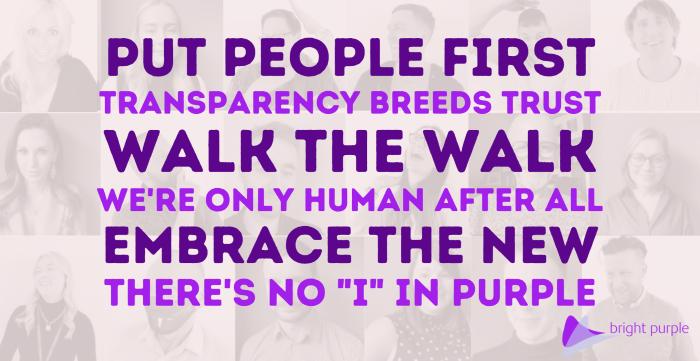 The Bright Purple Principles