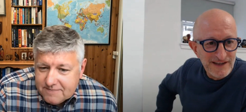 That Time When, Bright Purple Video Podcast with Andy Brown and Nick Price