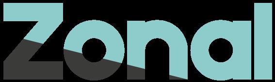 Zonal logo - Bright Purple